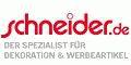 Schneider Aktion