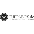 CUPPABOX- Tee und Kaffeebox