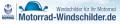 Motorrad Windschilder